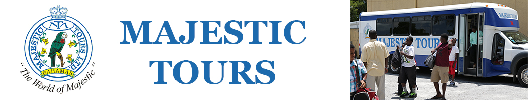 Majestic Tours Banner